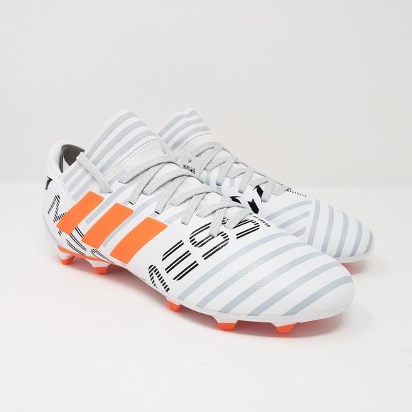 81d0f4dd3 Adidas Nemeziz Messi 17.3 FG J Youth Soccer Cleats